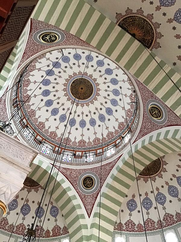 ミフリマー・スルタン・モスク